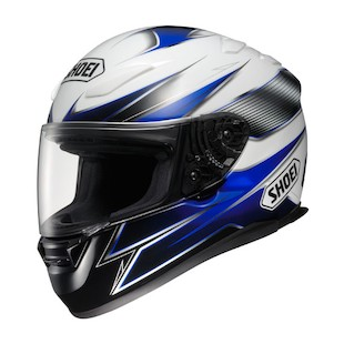 Shoei RF-1100 Seilon Helmet (White/Blue only)