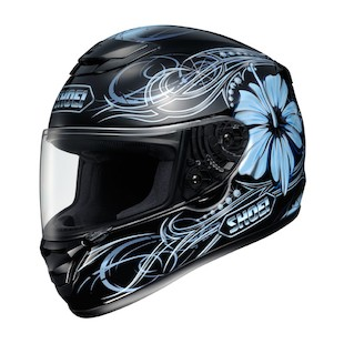 Shoei Qwest Goddess Helmet