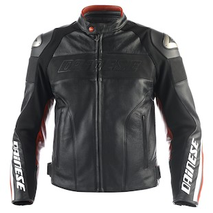 Dainese Alien Leather Jacket