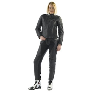 Dainese Cage Women's Leather Jacket