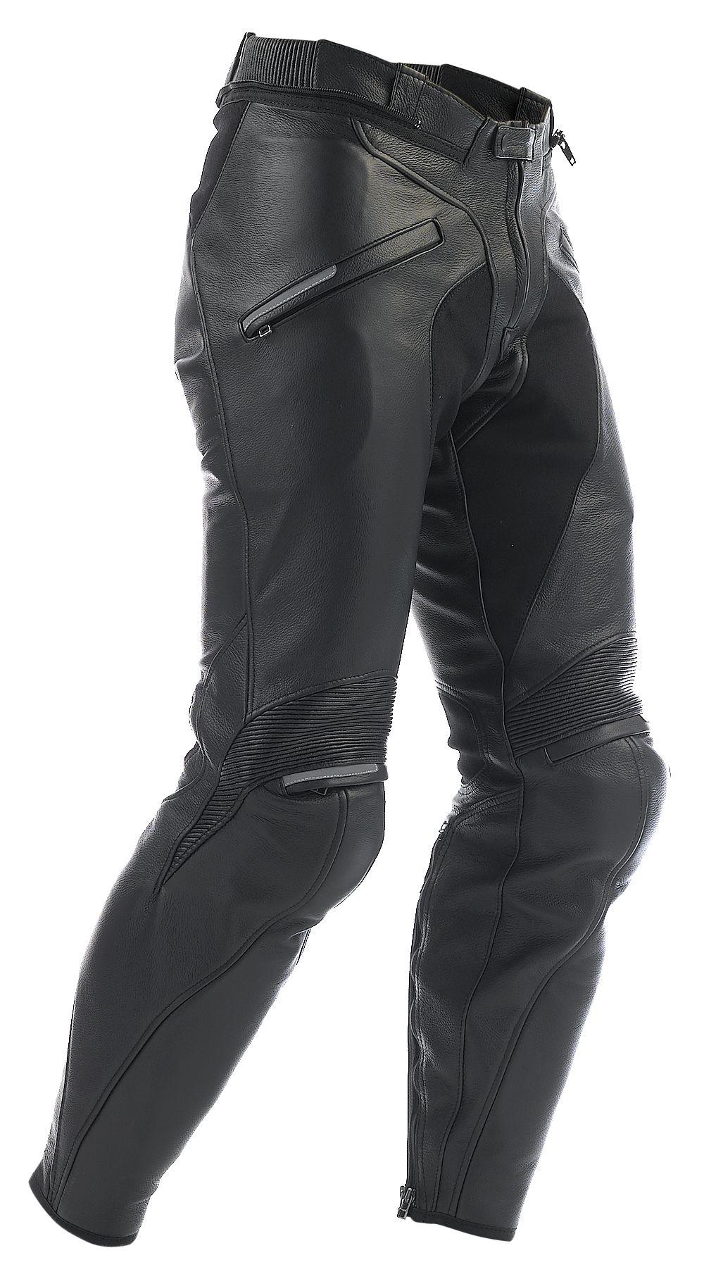 dainese alien leather pants revzilla. Black Bedroom Furniture Sets. Home Design Ideas