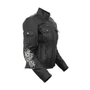 Speed and Strength Little Miss Dangerous Leather Jacket
