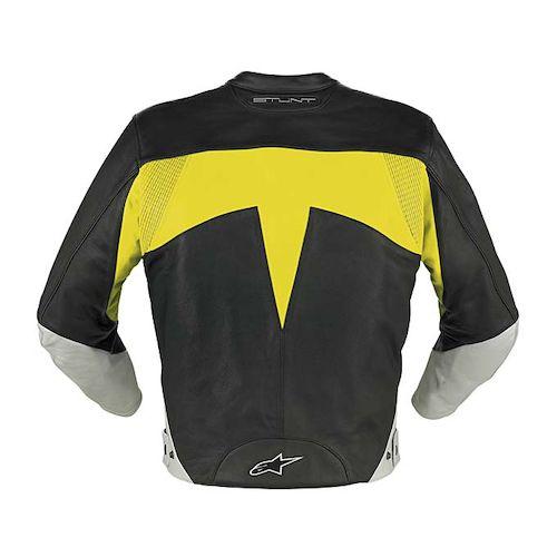 Alpinestars Stunt Leather Jacket - FC-Moto English