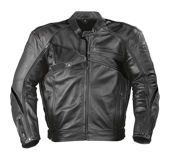 joe rocket super ego leather jacket size md only 20