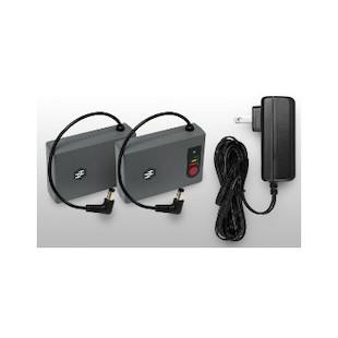 Gerbing Two 12V Hybrid Glove Batteries + Charger Kit