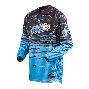 Answer Haze Jersey (Color: Blue / Size: 2XL)