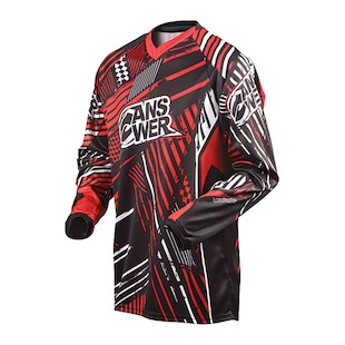 Answer Syncron Jersey (Color: Red / Size: MD)