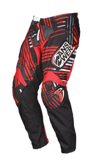 Answer Youth Syncron Pants 2011 Size 16 Only Revzilla