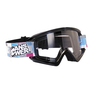 Answer Apex Checker Goggles