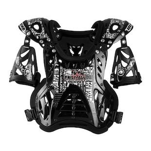 MSR Metal Mulisha Deflector Chest Protector