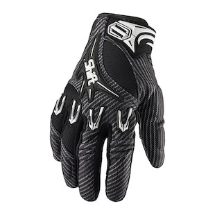 Shift Women's Stealth Gloves (Black/Pink XS only)