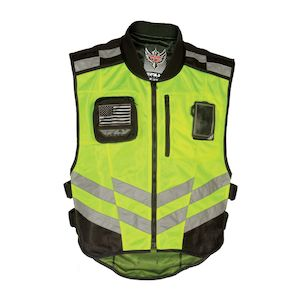 Fly Racing Street Fast-Pass Hi-Visibility Vest