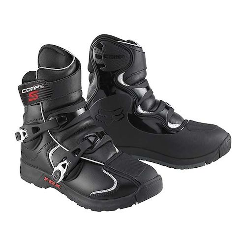 Comp 5 Shorty Boots Fox Racing Comp 5 Shorty Boots