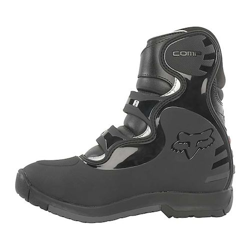 Comp 5 Shorty Boots Fox Racing Comp 5 Shorty