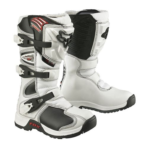 Comp 5 Shorty Boots Fox Racing Comp 5 Youth Boots