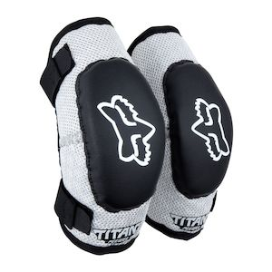 Fox Racing Titan Pee Wee Elbow Guards