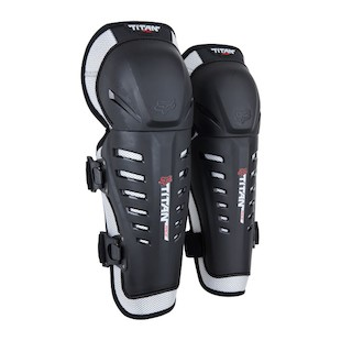 Fox Racing Youth Titan Knee/Shin Guards