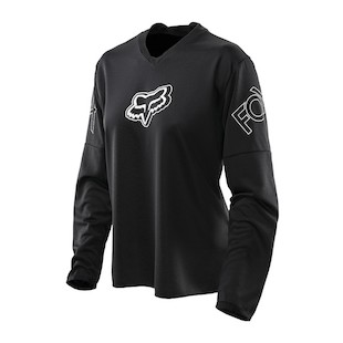 Fox Racing Women's Blackout Jersey (XL Only)