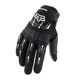 Fox Racing Dirtpaw Gloves (Black 3XL only)