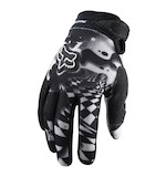 Fox Racing Dirtpaw Checked Out Gloves (Green 2XL only)