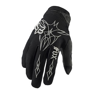 Fox Racing Dirtpaw Empire Gloves (Black Small Only)
