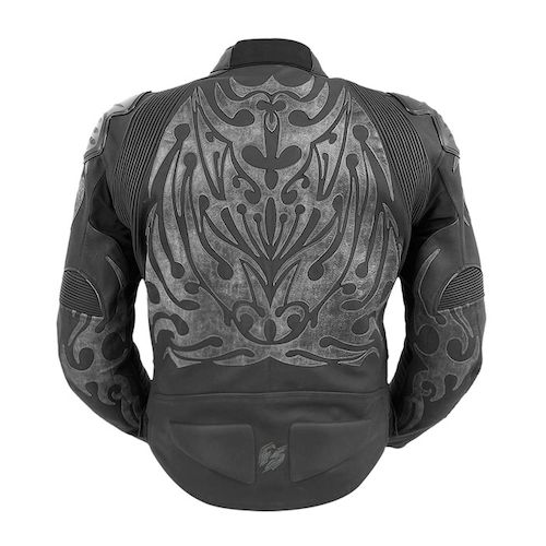 Fieldsheer Tattoo Leather Jacket