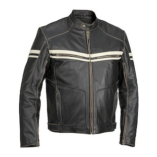 River Road Hoodlum Vintage Leather Jacket