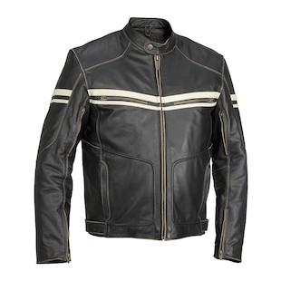 River Road Hoodlum Vintage Leather Jacket
