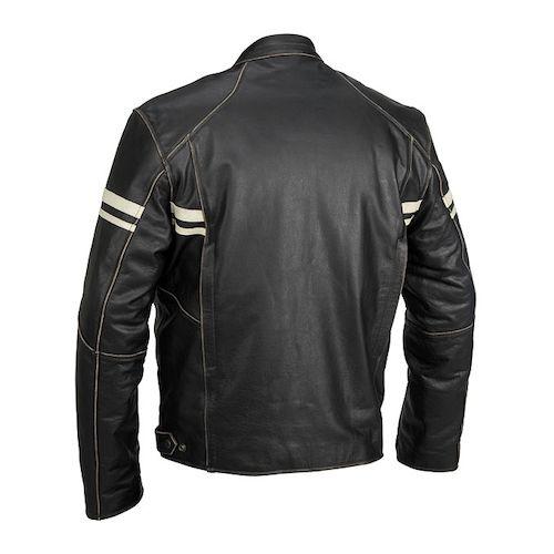 River Road Hoodlum Vintage Leather Jacket 117