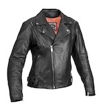River Road Women's Sapphire Leather Jacket