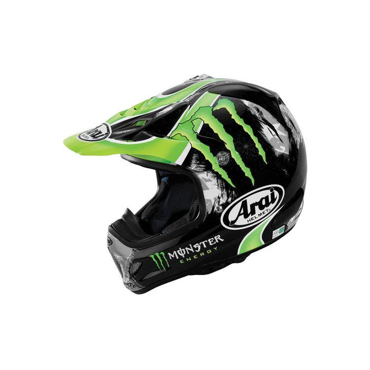 Arai VX Pro-3 Crutchlow Monster Helmet