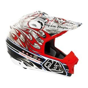 Troy Lee SE3 Pistonbone Helmet