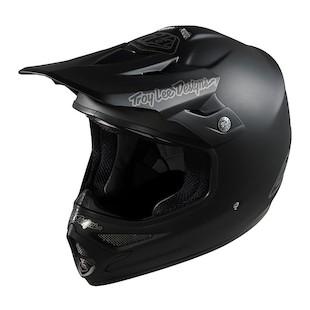 Troy Lee Air Midnight Helmet