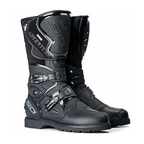 Sidi Adventure Gore Tex Boots Revzilla