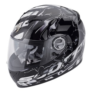 Scorpion EXO-500 Oil Helmet