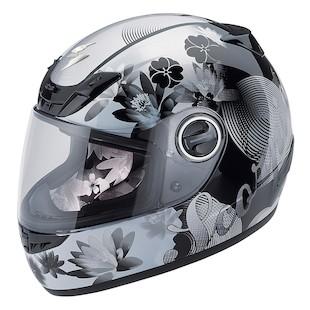 Scorpion EXO-400 Lilly Helmet