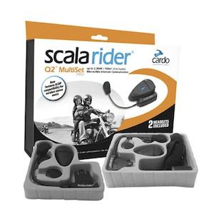 Cardo Scala Rider Q2 Pro Multiset