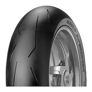 Pirelli Diablo Supercorsa SP Rear Tires