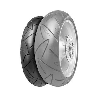 Continental Road Dual Sport Attack 2 Front Tire