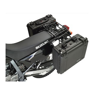 Moose Racing Expedition Luggage Rack System V-Strom DL650 2004-2011