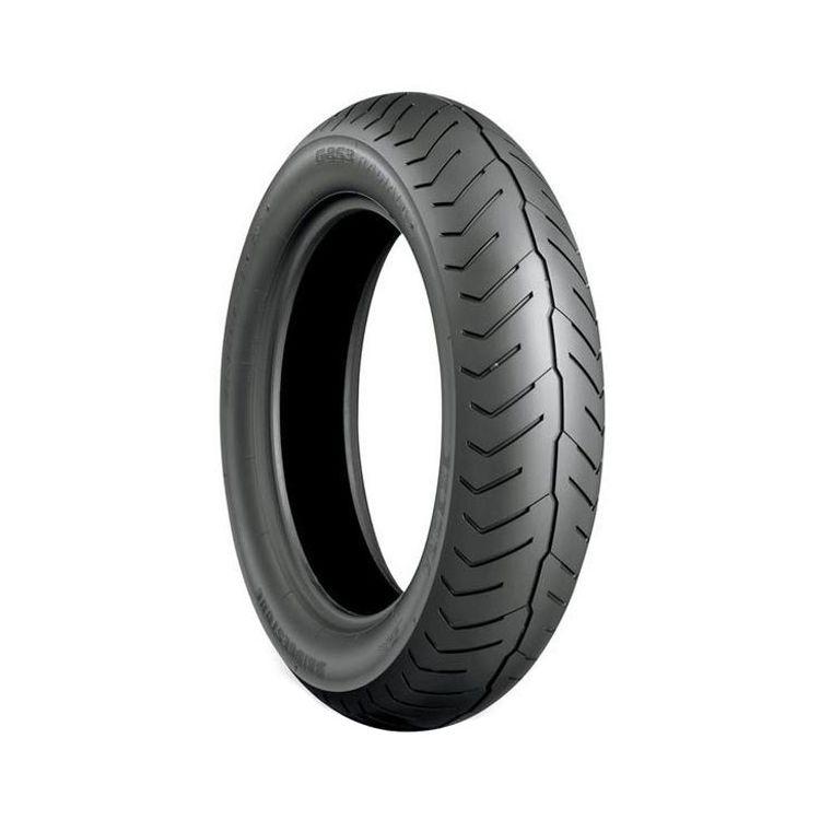 Bridgestone Exedra Max Bias Front Tires