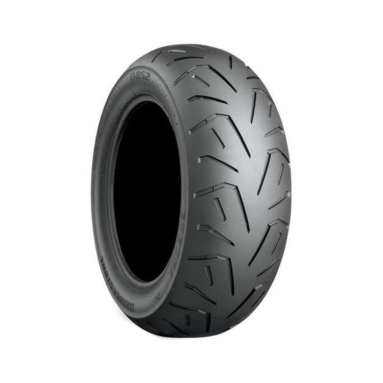 Bridgestone Exedra Max Rear Tires