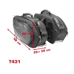 Givi T431 Saddlebags