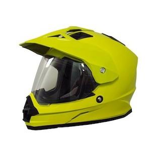 AFX FX-39 Dual Sport Hi-Viz Helmet