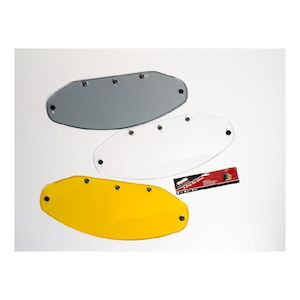 Echo 5-Snap Flat Shield