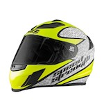 Speed and Strength SS2000 Twist of Fate Hi-Viz Helmet