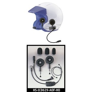 J&M Elite 629 Integrated Headsets