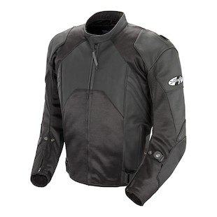Joe Rocket Radar Dark Leather Jacket