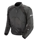 Joe Rocket Radar Dark Leather Jacket