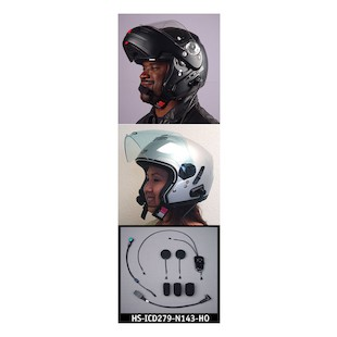 J&M HS-BCD279 Performance Integrated Headset